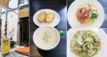 【中西區美食】正興街巷內的義大利麵店|炸乳酪 . 燉飯 . 義大利麵~~芝士家CheeseHouse