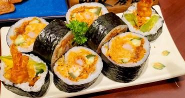 【台南美食】日本人推薦的居酒屋美食|民族路巷弄裡的深夜食堂|第一名炸蝦壽司|台南消夜.小酌~~朋友居酒屋