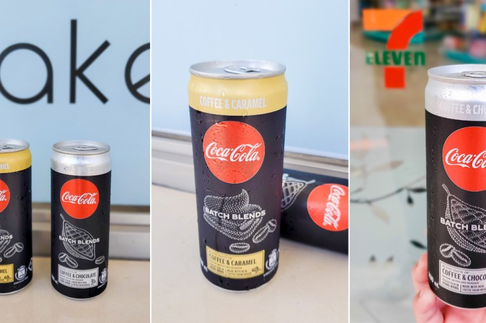 【超商美食】兩款新口味可口可樂新上市 0卡可樂搭配咖啡 超商新上市 任選兩瓶享優惠~~焦糖咖啡與巧克力咖啡超欠喝