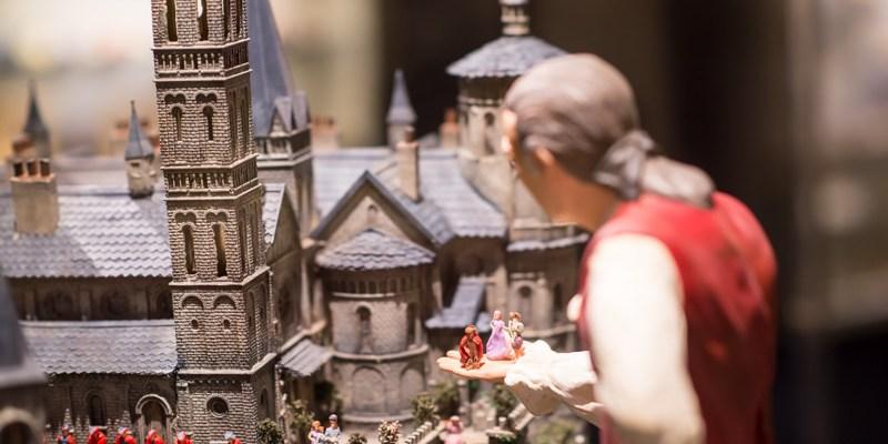 台北景點推薦》袖珍博物館 - 超精緻的小人世界