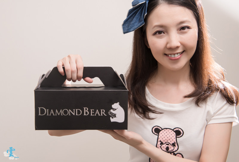 台中》DiamondBear 鑽石熊 – 義式提拉米蘇、法式捲心酥、菠蘿泡芙~選用最好的原物料以及堅持純手工製造