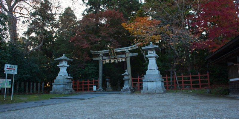 日本景點推薦》宮城鹽釜神社 - 宮城古蹟