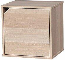 cube de rangement bois comparer les