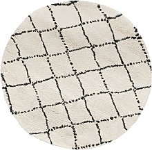 tapis berbere noir et blanc comparer