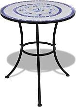 table de jardin mosaique comparer les