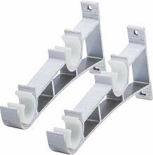 support double tringle rideau