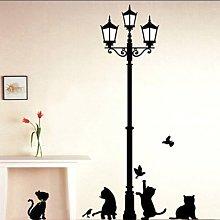 3d adesivo gatto, 6pcs gatti wall stickers, adesivi con gatto 3d murali rimovibili autoadesivi, per auto finestra toilette bagno camera da letto asilo nido. Adesivi Murali Gatti Confronta Prezzi E Offerte Lionshome