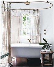 La tenda per doccia è anche una. Tende Da Doccia In Tessuto Di Lusso Confronta Prezzi E Offerte Lionshome