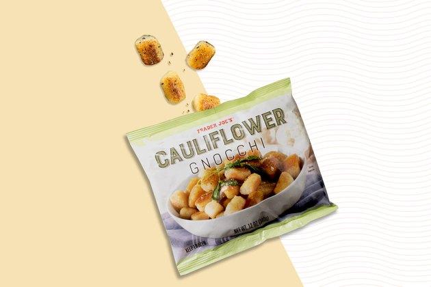 Cauliflower Gnocchi Trader Joe's Frozen food