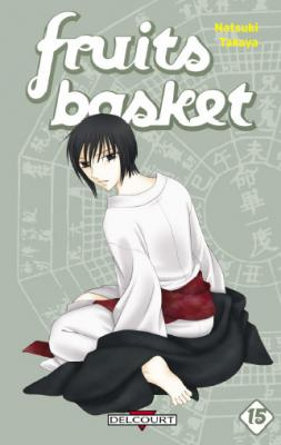 Couverture Fruits Basket, tome 15