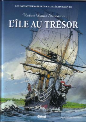 Couverture L'Ile au trésor