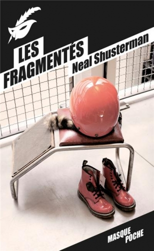 Couverture Les Fragmentés, tome 1