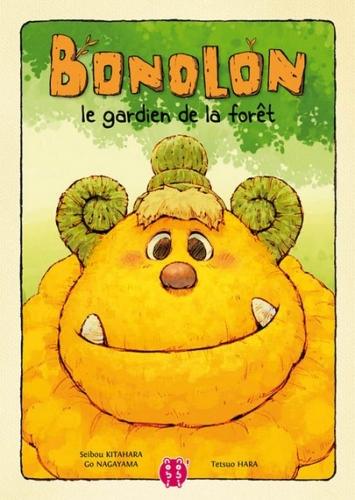 Bonolon, le gardien de la forêt - Tetsuo Hara & Seibou Kitahara