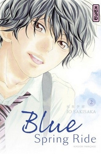 Couverture Blue Spring Ride, tome 02