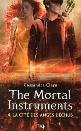 Couverture La Cité des Ténèbres / The Mortal Instruments, tome 4 : Les Anges Déchus