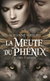 Couverture La meute du phénix, tome 1 : Trey Coleman Editions Milady 2013