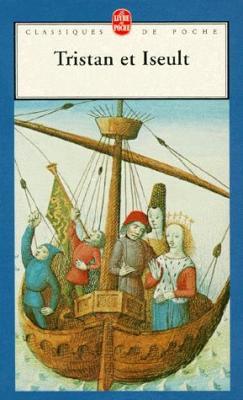 Couverture Tristan et Iseut / Tristan et Iseult / Tristan et Yseult / Tristan et Yseut