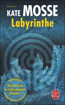 Couverture Labyrinthe de Kate Mosse