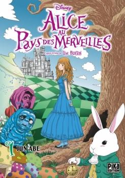 Couverture Alice au pays des merveilles, tome 1