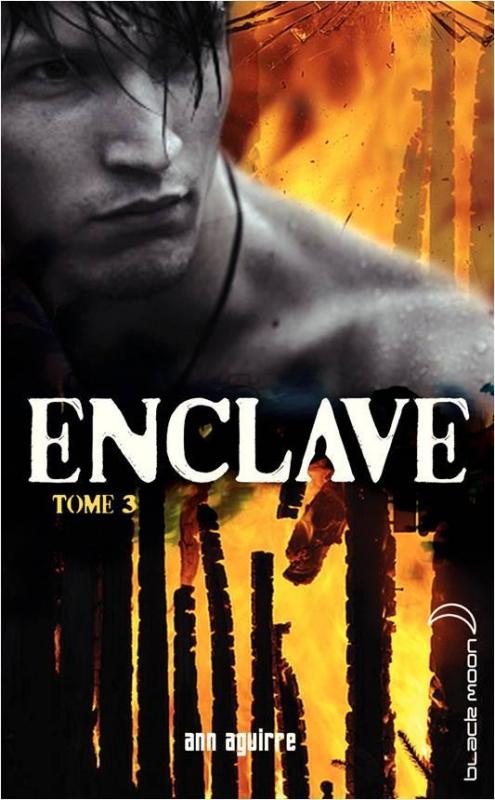 Couverture Enclave, tome 3 : La Horde