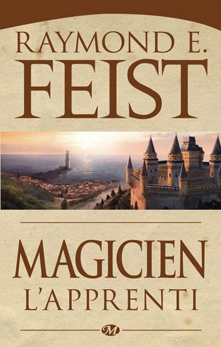 Couverture Les Chroniques de Krondor / La Guerre de la Faille, tome 1 : Magicien, L'Apprenti