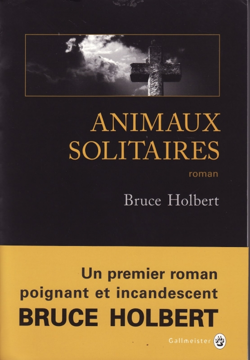 Couverture - Animaux solitaires