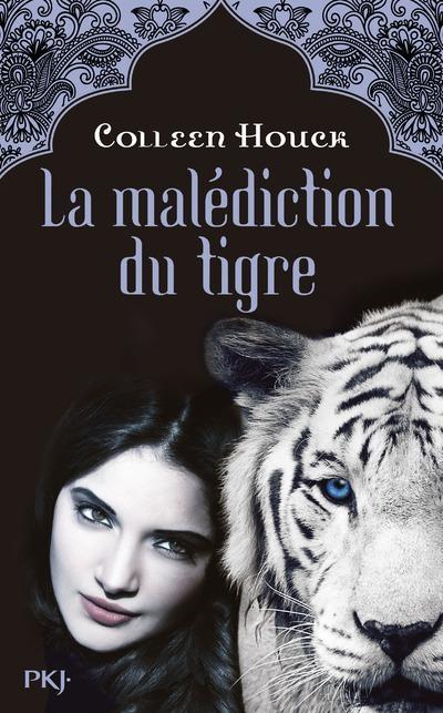 Couverture La saga du tigre, tome 1 : La malédiction du tigre