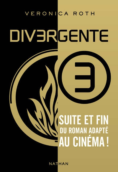 Couverture Divergent / Divergente / Divergence, tome 3 : Allegeance