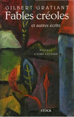 Couverture Fables créoles et autres écrits