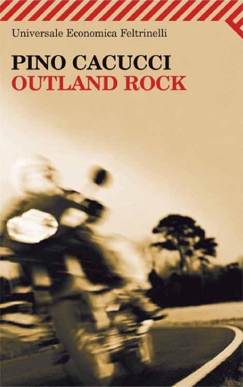 Couverture Outland Rock
