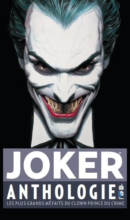 Couverture Joker Anthologie