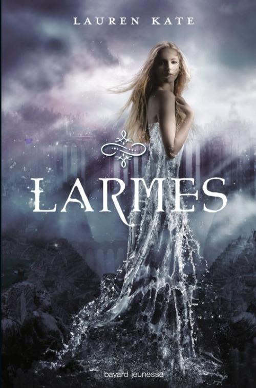 Couverture Larmes, tome 1