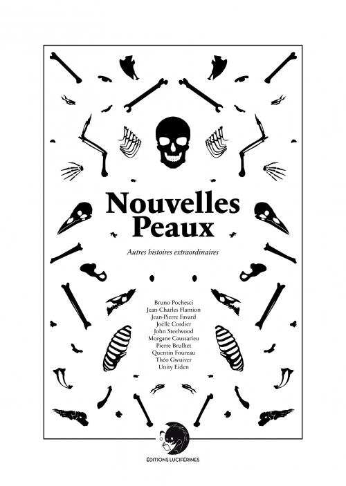 Couverture Nouvelles Peaux : Autres histoires extraordinaires.