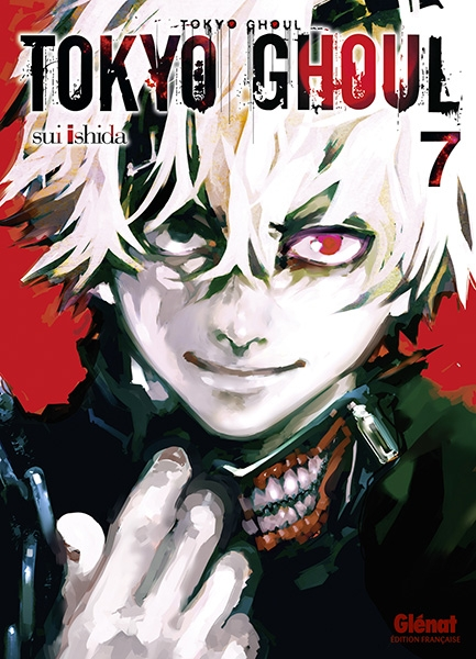 Couverture Tokyo Ghoul, tome 07