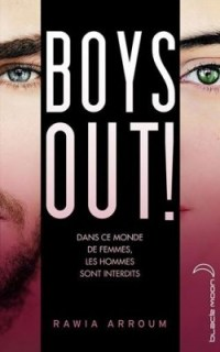 Couverture Boys out !