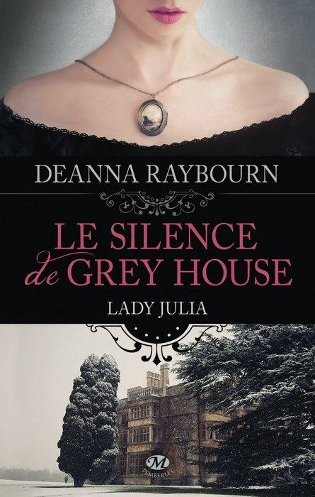 Couverture Le Silence de Grey House de Deanne Raybourn