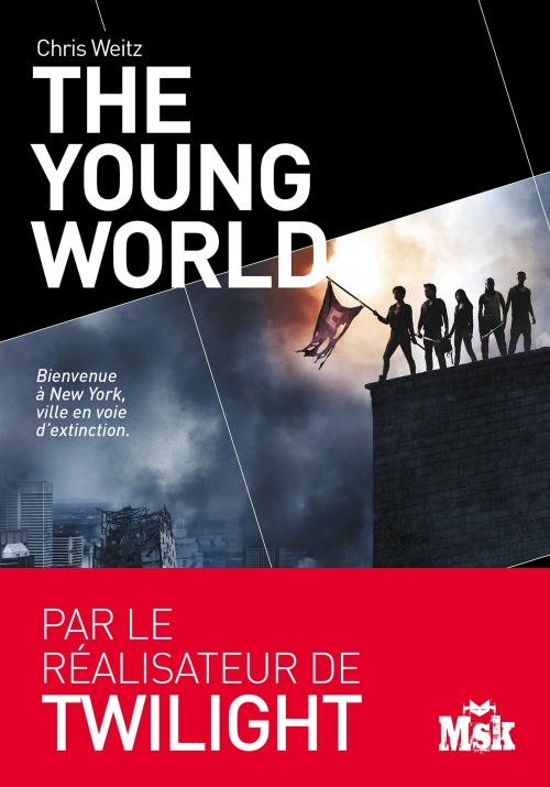 Couverture The Young World, tome 1