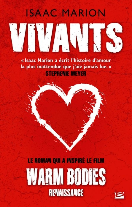 Couverture Vivants / Warm bodies