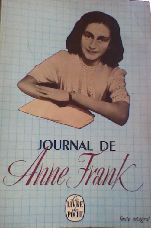 """Résultat de recherche d'images pour """"journal anne frank livre poche"""""""