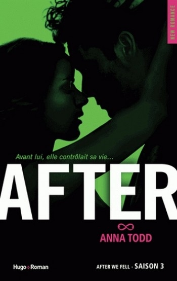 Couverture After, intégrale, saison 3 : After we fell