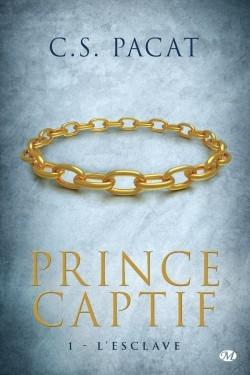 Prince Captif T.1 : L'esclave #Chronique