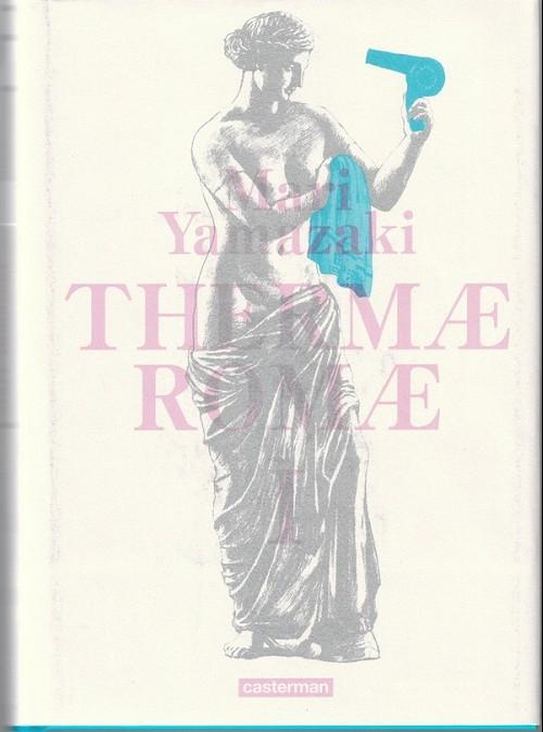 "Couverture ""Thermae Romae"" de Mari Yamazaki"
