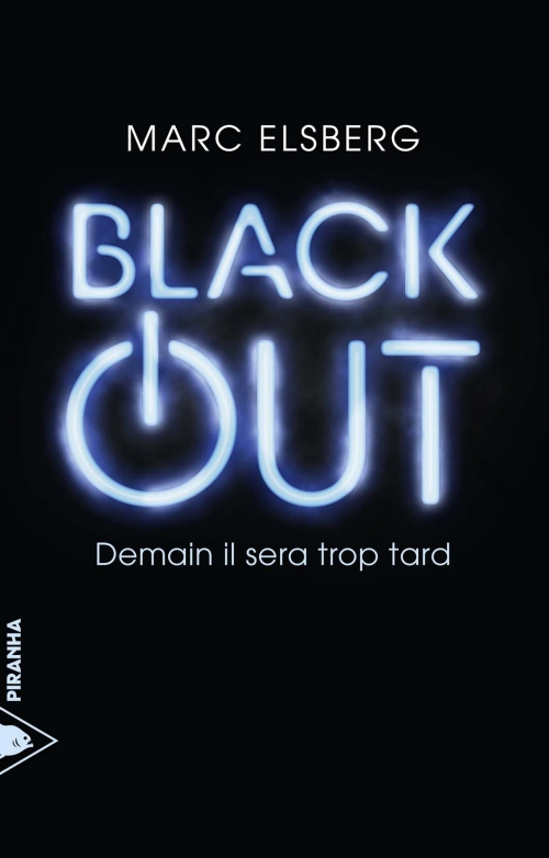 "Couverture ""Black-Out"" de Marc Elsberg"
