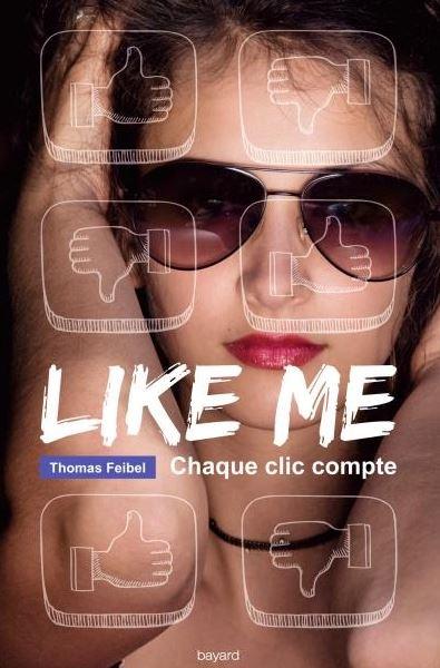 Couverture Like me, chaque clic compte