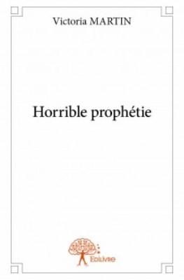 Couverture Horrible prophétie