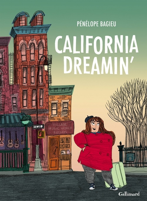 Couverture California Dreamin'