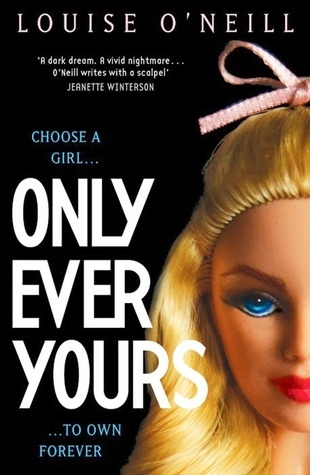 Couverture Only Ever Yours
