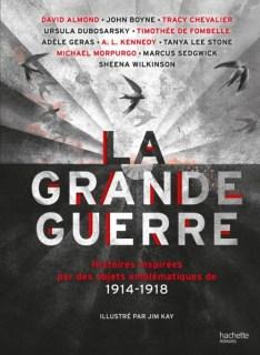 Couverture La Grande Guerre : Histoires inspirées par des objets emplématiques de 1914-1918