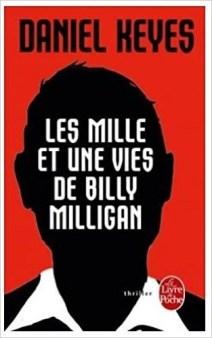 Couverture Les mille et une vies de Billy Milligan