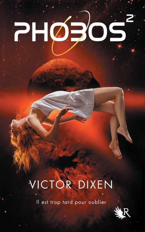 Couverture Phobos, tome 2